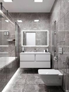 Decor Decor elegant Decor master Decor modern Bathroom Decor Bathroom Decor Монохромный интерьер ванной Are you looking for small bathroom decorating ideas? If consequently you are not alone. Bathroom Tile Designs, Bathroom Design Luxury, Bathroom Layout, Bathroom Cabinets, Toilette Design, Bathroom Spa, Bathroom Ideas, Bathroom Organization, Bathroom Mirrors