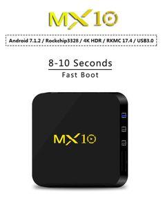 EM95X Amlogic S905X Android 6 0 4K TV Box | TV Box Stop