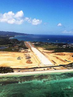 Аэропорт на острове сан мигель