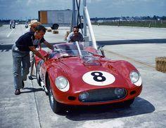 Sebring 1960. Ferrari 250 TR59 (Pete Lovely, Jack Nethercutt)