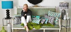 Mariska Meijers launches new cushion, fabric range at Maison&Objet