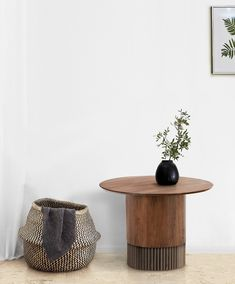 Located in North Queensland, Australia, Daintree Rainforest inspired us to create that amazing side table in american walnut wood and smoked beech to perfectly fit in your home decor! Furniture, American Walnut, Side Table, Table, Home Decor, Walnut Wood, Inspiration, Artisan