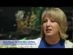 http://www.pondbuilder.com Listen to this rave by Diane Warner from The Pond Store and More. She has confidence in PondBuilder's products and service, which positively reflects on her relationships with her customers.  She feels a loyalty to PondBuilder because they have been good to her through thick and thin.      PondBuilder is a family run m...