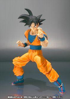 Dragon Ball Kai S.H. Figuarts SON GOKU Premium Bandai Edición Limitada - Abril de 2014