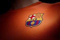 FcBarcelona Official Nike Second Shirt