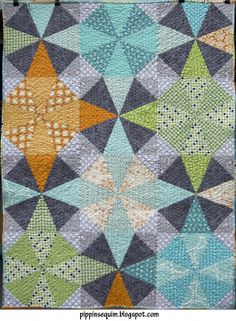 Pippin Sequim: Quilt for Baby Boy