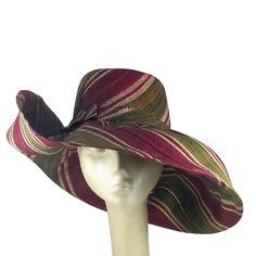 Amaka: Raffia Hat...