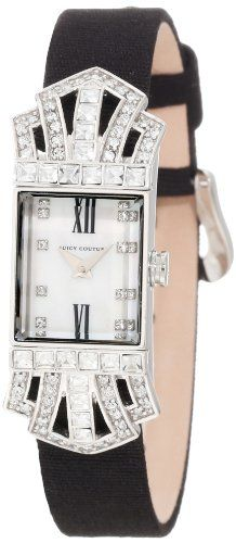 Women's Wrist Watches - Juicy Couture Womens 1900981 Marianne Diamante Jewelry Inspired Watch * Details can be found by clicking on the image. (This is an Amazon affiliate link)