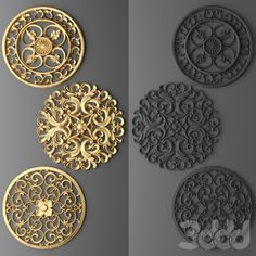 Find Rendering Stucco Molding Ceiling Rosette stock images in HD and millions of other royalty-free stock photos, illustrations and vectors in the Shutterstock collection. Metal Wall Decor, Diy Wall Art, Diy Wall Decor, Metal Wall Art, Wood Art, Diy Bedroom Decor, Art Decor, Decorative Plaster, Plaster Art