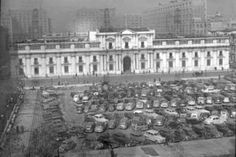 La Moneda, 1946. Santiago de Chile