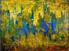 "Saatchi Art Artist Nestor Toro; Painting, ""Afar (sensori)"" #art"