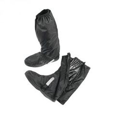 Tucano Urbano Zipped Nano Shoe Cover 718 - Waterproof Over Boot Rain Wear, Parachute Pants, Leather Jacket, Zip, Cover, Shoes, Clothes, Products, Motorbikes