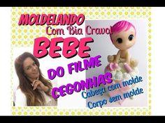 Bebe do Filme Cegonhas - MOLDElando - Bia Cravol - DIY