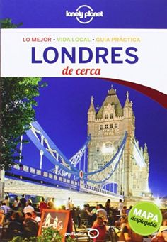 Londres De cerca (Guías De cerca Lonely Planet) -  #MedinadeMarrakech