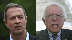 Bernie Sanders threatens to crowd out Martin O'Malley: http://hill.cm/NC1ZpTS