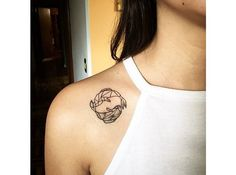16 Meaningful Tattoos for Pisces via Brit + Co