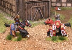 Miniatures from Corvus Belli