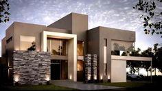 100 fachadas de casas modernas Exterior Color Combinations, Exterior Colors, Style At Home, Egyptian Home Decor, Home Theater Design, Girl Bedroom Designs, House Paint Exterior, Paint Colors For Home, House Front