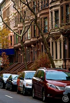 Upper West side......where we stayed when I went to New York