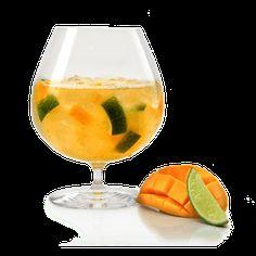 Mango Caipirinha featuring Patrón Citrónge Mango