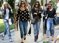 Style Obsession: Boyfriend jeans