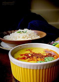 Dal Lehsuni - Red Lentils Cooked with Garlic, red lentil recipes, garlic, how to make lehsuni dal, Indian dal recipes, Desi khana, weekday dinner meal