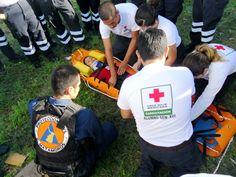 #ProductosEMS en acción: Sistema Básico Sked de Skedco apoyando durante entrenamiento en Cruz Roja Mexicana, Delegación Matamoros #SoyEMS EMS Mexico  | Equipando a los Profesionales