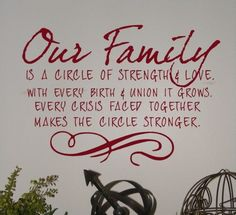 Family Quotes About Sticking Together Bing Images Love This