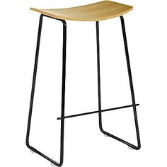 Exhibit modern looks in your space with the sleek looks of the Hendrix Timber Bar Stool, Black from Life Interiors. Timber Bar Stools, Black Counter Stools, Leather Counter Stools, Wooden Bar Stools, Wooden Counter, Black Dining Room Chairs, Furniture Dining Table, Office Chairs, Kitchen Furniture