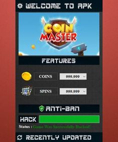 Want some free spins and coins in Coin Master Game? If yes, then use our Coin Master Hack Cheats and get unlimited spins and coins. Free Rewards, Daily Rewards, Coin Master Hack, Play Hacks, App Hack, Gaming Tips, Hack Online, Cheat Online, Applications