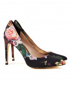Pointed court shoe - HERRER - Ted Baker