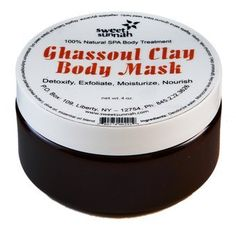Ghassoul Clay Purifying Mask Kit- 6 oz. by Sweet Sunnah. $13.00. Treat yourself to this 100% all natural, extraordinary moisturizing body treatment. From the Atlas Mountains of Morocco comes fresh ghassool clay mineral combined with black seed herbal powder leaving the skin amazingly soft. Added to this deep moisturizing richness is a blend of shea butter, an emollient used for centuries in Africa as a skin care product. It has been used to heal and moisturize skin that ha...