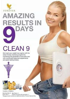 Lose weight, keep fit, look good and feel confident and gorgeous.