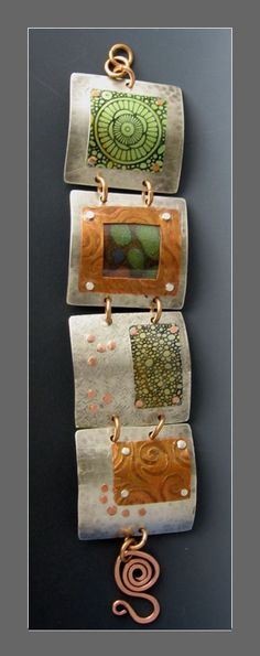 Student Gallery  Bracelets Four   Connie Fox Jatayu