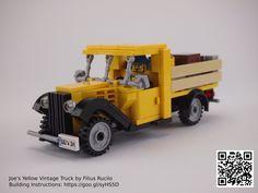 Lego Cars, Lego Boat, Lego Truck, Lego Auto, Tow Truck, Lego Machines, Lego Builder, Lego System, Lego Construction