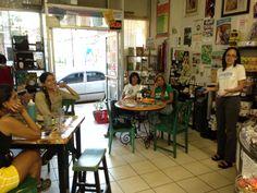 Charla: Mejorando la calidad de vida de la mujer con la copa menstrual @lunettecup