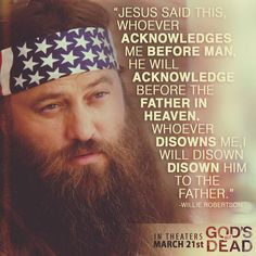 God's Not Dead....AWESOME MOVIE!!