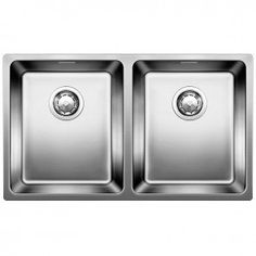 Blanco Andano 340/340-U Undermount Stainless Steel Kitchen Sink