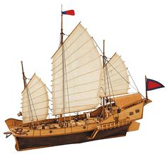 ancient chinese junk boat - Google Search