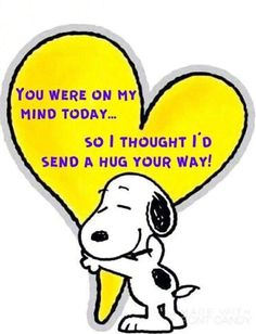 Snoopy Family Quotes and Cute Hug And Thinking You Peanuts Snoopy With Heart quotes marley quotes quotes morning quotes maxwell quotes about strength building quotes quotes Snoopy Hug, Snoopy Love, Snoopy Quotes Love, Funny Good Morning Quotes, Good Morning Love, Morning Memes, Hug Quotes, Funny Quotes, Cover Quotes