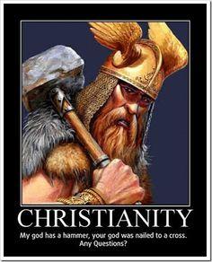 Pagan Humour