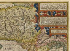 Linschoten 1596 Arabia India 4   ...