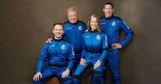 Blast Off! William Shatner Becomes the Oldest Person to Travel to Space