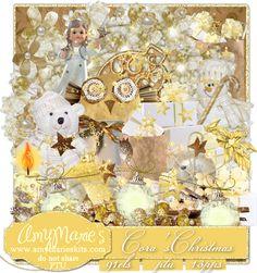 Cora's Christmas [AM_CorasChristmas.zip] - $1.00 : AmyMaries Kits