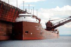 Great Lakes Ships...LOVE <3