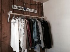 Brandy melville closet