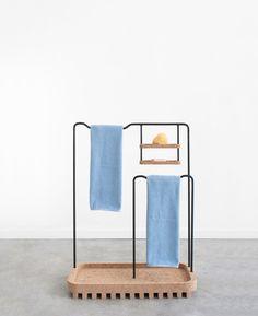 The Bug Collection of bathroom furniture was collaboratively designed by Rui Pereira and Ryosuke Fukusada. Home Design, Module Design, Bathroom Collections, Banquette, French Interior, Deco Design, Bath Accessories, Bathroom Furniture, Furniture Collection