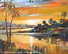 Paysage Abstrait Art paysage Art contemporain et