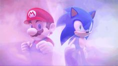 Mario & Sonic at the London 2012 Olympic Games.