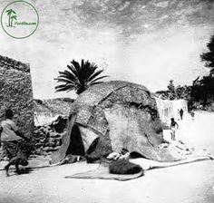 Aqal Soomaali ( Somali hut) of a nomad
